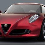 Alfa Romeo 4C Concept adianta futuro esportivo compacto da marca