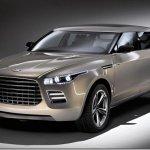 Lagonda será a marca de luxo da Aston Martin