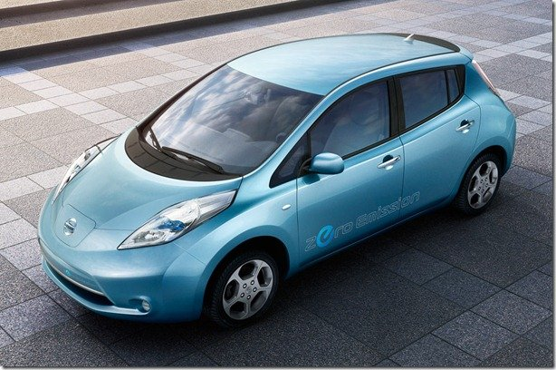 Elétricos da Nissan poderão ser fabricados no Rio de Janeiro