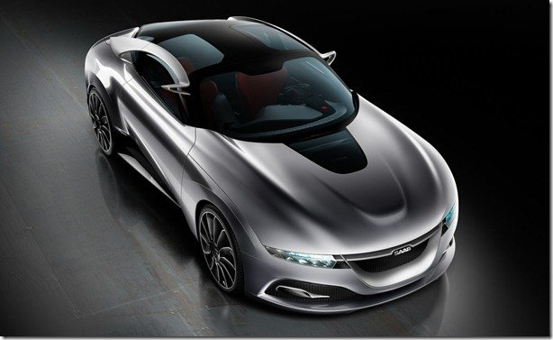 Saab PhoeniX Concept mostra novo design da marca sueca