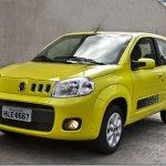 Novo Fiat Uno 1.4 terá versão Economy
