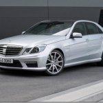 Mercedes revela o Classe E63 AMG 2012
