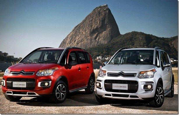 Citroën Aircross já está envolvido em recall