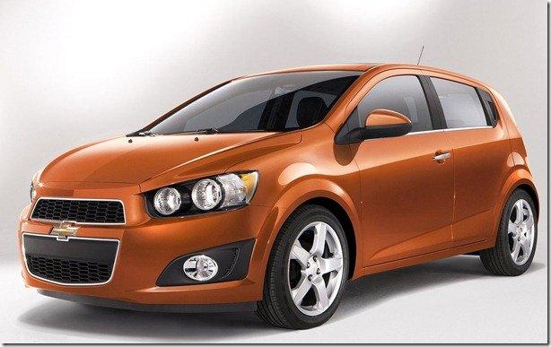 Chevrolet Sonic chegará ao Brasil em setembro
