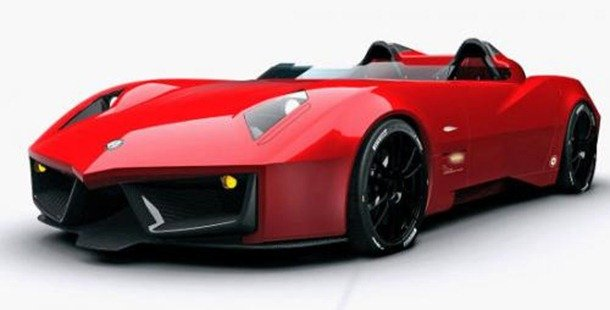 Spada Vetture Sport apresenta Codatronca Monza