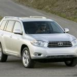 Toyota anuncia recall para RAV4 e Highlander por problema no sensor de airbag