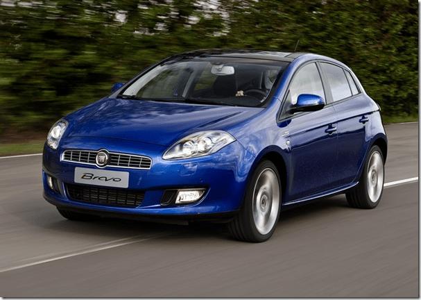 Fiat Bravo deve mudar de categoria em 2013 na Europa