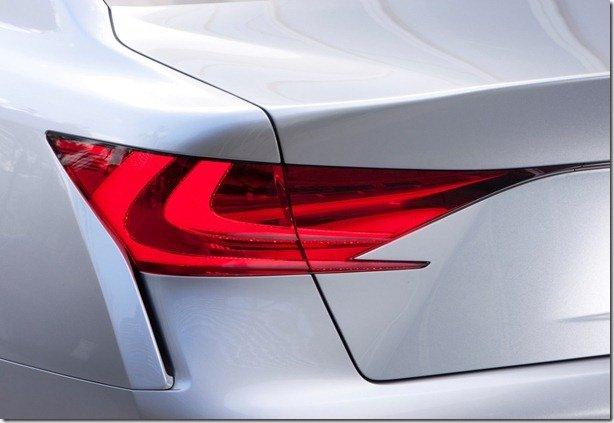 Lexus LF-Gh tem primeiros teasers revelados