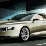 Volvo Concept Universe adianta a nova geração do S80