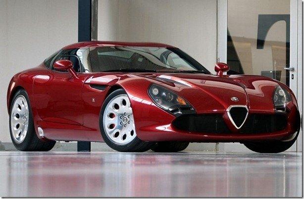 Zagato apresenta o Alfa Romeo TZ3 Stradale