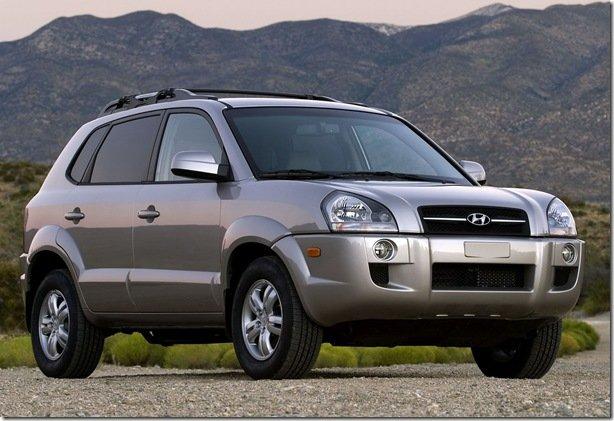 Hyundai Tucson será flex em 2012 – cor branca será oferecida daqui algumas semanas