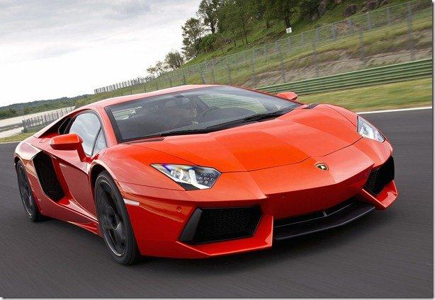 Lamborghini Aventador chega em setembro