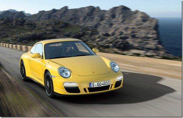 Porsche 911 ganha versão Carrera 4 GTS