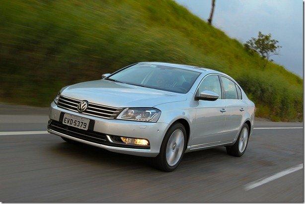 Novo Volkswagen Passat chega ao Brasil, acompanhado da versão Variant