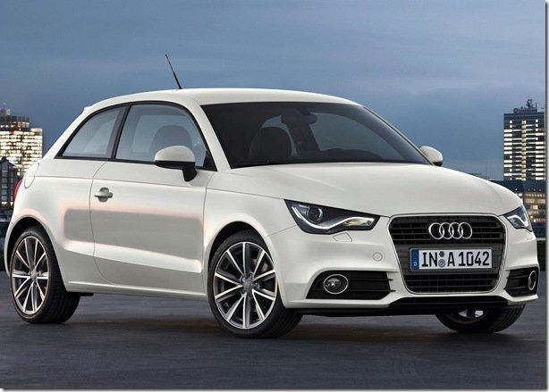 Audi A1 chega ao Brasil com preço inicial de 89,9 mil reais