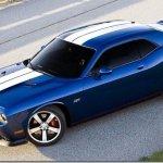 Dodge Challenger chega no segundo semestre