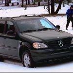 Mercedes Classe M é convocado para recall no Brasil