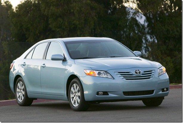 Toyota Camry ganhará uma nova geração no final deste ano