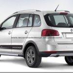 Produção da Volkswagen SpaceCross já começou