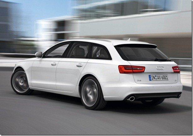 Novo Audi A6 Avant é revelado