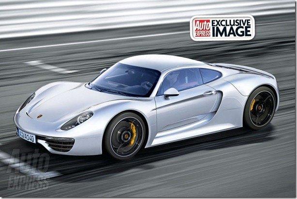 Porsche planeja novo superesportivo