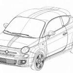 Fiat 500 Coupe by Zagato passa pelo registro europeu