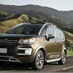 Citroën AirCross terá opção de câmbio automático em junho