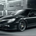 Porsche lança série limitada Black Edition para o Cayman S na Austrália
