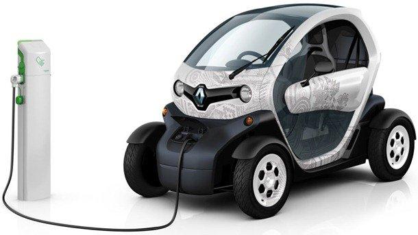 Renault anuncia linha de elétricos para o Brasil para 2012