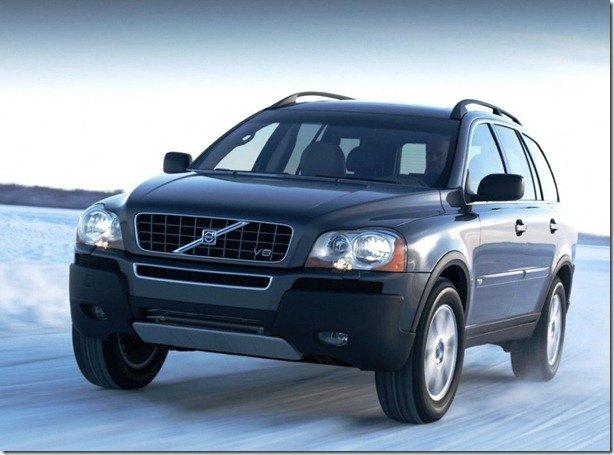 Volvo XC90 terá nova geração