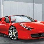 Ferrari 458 Spyder terá teto rígido retrátil