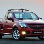 Chevrolet convoca Montana e Classic para recall