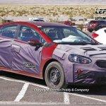 Kia Cerato 2013 é flagrado nos EUA