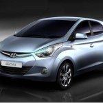 Hyundai Eon, o subcompacto da marca coreana para a Índia