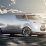 Citroën mostra o conceito Tubik