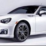 Subaru divulga as primeiras imagens do BRZ