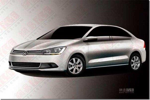 Volkswagen Santana terá nova geração na China