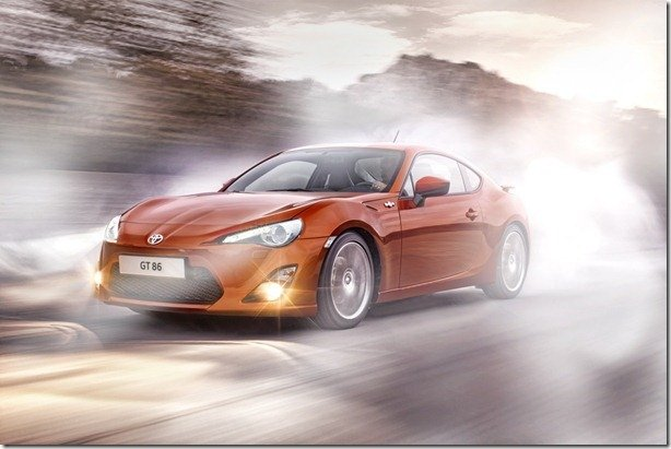 Oficial – Toyota GT 86