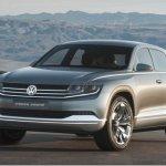 Volkswagen mostra o conceito Cross Coupé em Tóquio