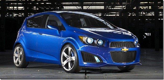 Novo SUV Buick e Sonic RS estarão em Detroit