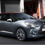 Citroën confirma o lançamento do DS3 para o primeiro semestre de 2012