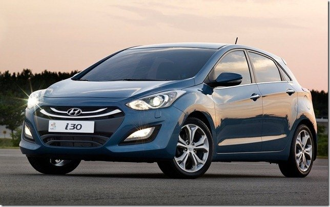 Hyundai estuda o lançamento de um i30 esportivo