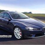 Dodge Dart dará origem ao novo Alfa Romeo Giulia
