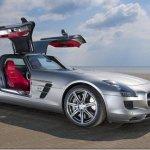 Mercedes SLS AMG terá versão de 650 cavalos
