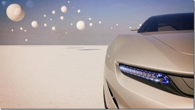 Pininfarina adianta as formas do conceito Cambiano