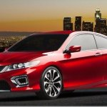 Novo Honda Accord Coupé aparece como conceito