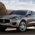 Maserati fabricará seu SUV nos Estados Unidos