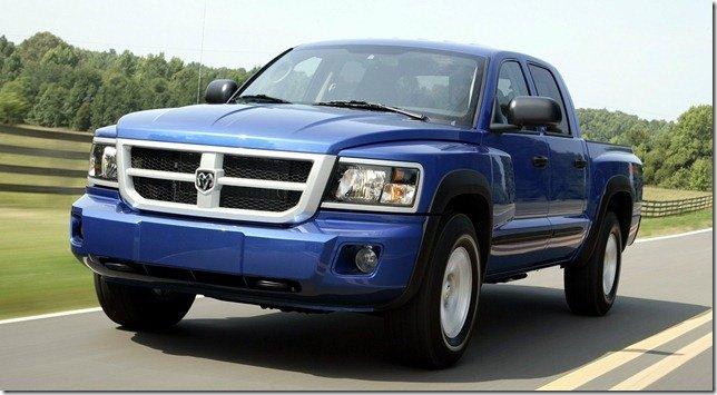 Chrysler confirma picape sucessora da Dakota