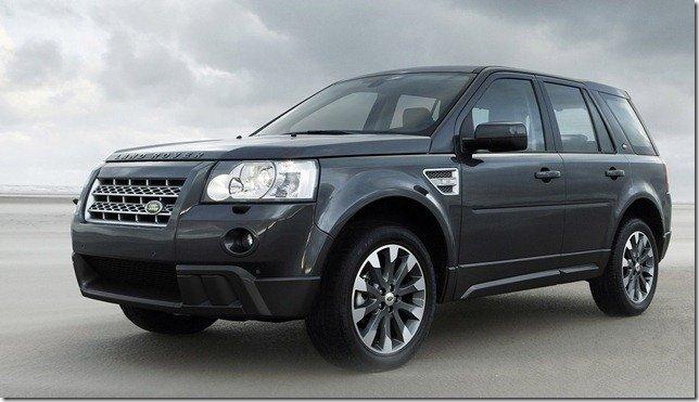 Voltarão a montar Land Rover no Brasil