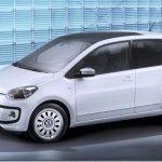 Este sim é o Volkswagen Up! quatro portas
